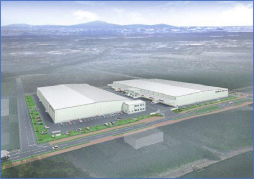 20200717all 520x367 - オールユニール/都内へ1時間、東北道IC至近で物流倉庫着工