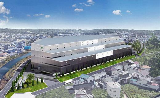 20200730glp 520x318 - 日本GLP/名古屋市守山区で4.3万m2のマルチ型物流施設開発