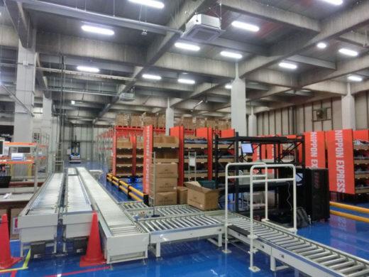20200730nittsu1 520x390 - 日通/ショールーム型の最先端物流施設を開設、稼働開始