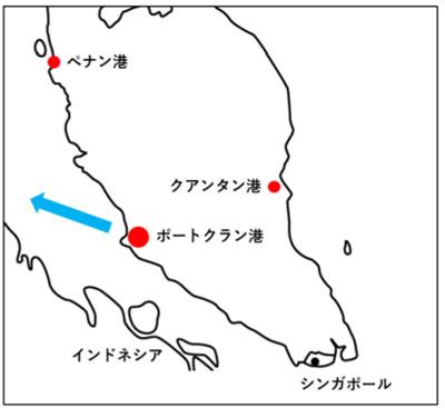 20200731ankyu2 - 山九/マレーシアのポートクラン港にハブセンターを開設