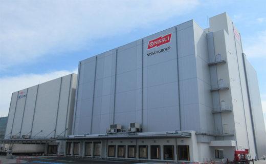 20200803nissui 520x320 - ニッスイ/4~6月の物流事業は増収増益、新物流センター稼働