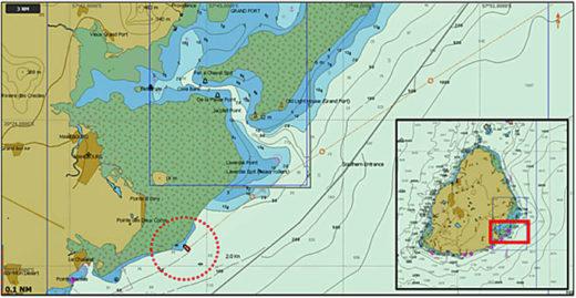 20200817mol 520x269 - 商船三井/モーリシャス島沖での座礁・油濁発生の船舶が2つに分断