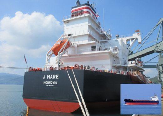 20200820nyk 520x369 - 日本郵船/四国電力向け石炭船が徳島・橘港に初入港