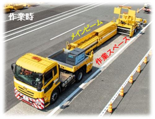 20200826nexcoc2 - NEXCO中日本/大型移動式防護車両、トランスフォーマーと命名