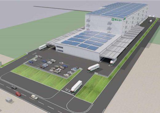 20200827senko1 520x367 - センコーGHD/環境債100億円発行、物流施設の建設資金に