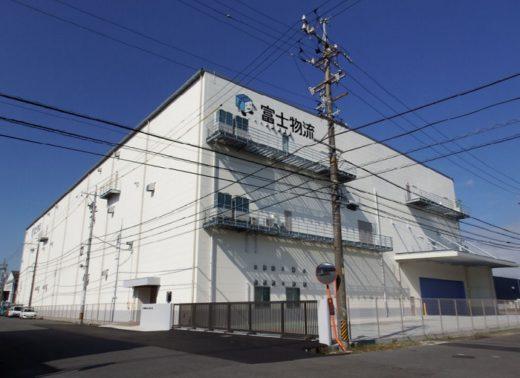 20200904fuji 520x378 - 富士物流/三重県四日市市で1.2万m2物流センター棟竣工