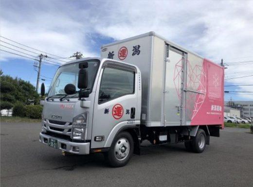20200907nigata 520x385 - 新潟運輸/厚木支店など3か所に女性専用トラック導入
