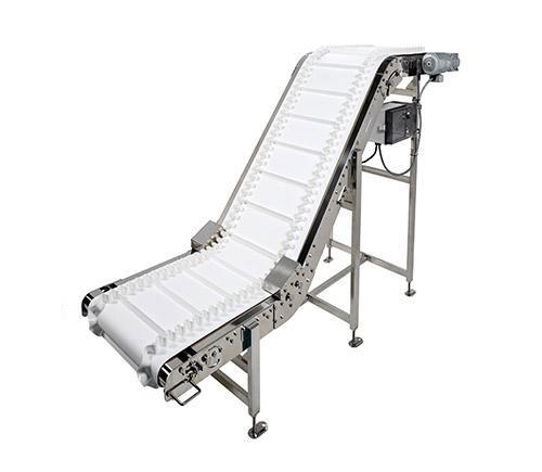 オークラ輸送機/バラ物の急傾斜搬送に最適なベルトコンベヤ発売 ...