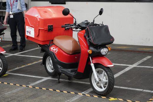20200911koizumi1 520x346 - 小泉環境大臣/ラストワンマイル配送車両のEV化を強力に支援