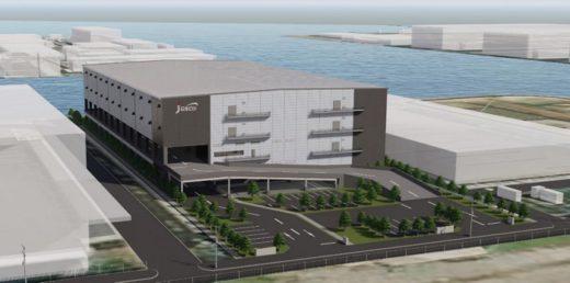 20200914nihonlogifund 520x258 - 日本ロジ投資法人/浦安物流センター再開発、床面積3.8倍に