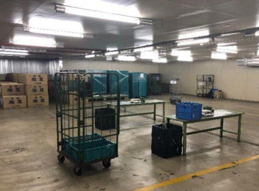 20200915nosoken1 520x384 - 農業総合研究所/島根県出雲市に農産物出荷用集荷場開設