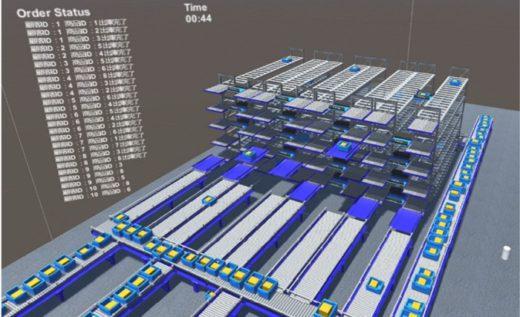 20200918Datumix 520x317 - Datumix/自動倉庫の出庫処理を効率化するAIアルゴリズム開発