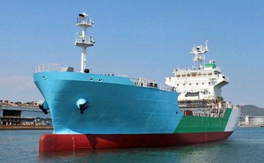 20200918bancaling1 520x321 - 国内初のLNGバンカリング船/「かぐや」と命名、中部地区で従事