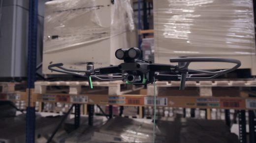 20200918blue1 520x292 - ブルーイノベーション/ドローン+AGVで棚卸を完全自動化