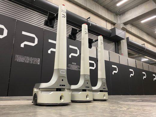 20200918ground1 520x390 - GROUND/物流ロボットのR&Dセンターを拡張