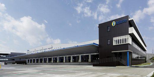 名鉄トラックターミナル関西