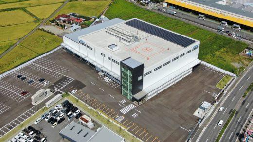 20200925alfresa 2 520x292 - 東北アルフレッサ/福島県郡山市で最新鋭物流センター稼働