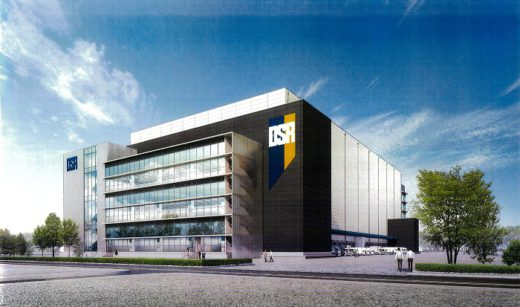20200925daiichi1 520x307 - 第一倉庫冷蔵/さいたま市岩槻区で大型冷凍物流センター建設