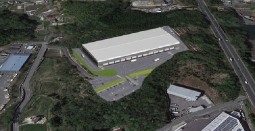 20200928cbre1 520x268 - CBRE/10月12・13日、東広島市の物流施設で竣工前個別見学会