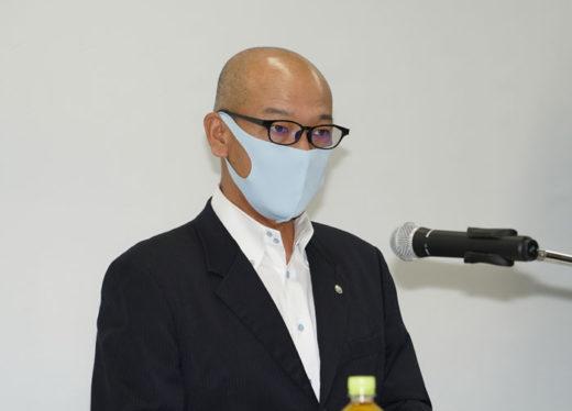 大和ハウス工業の東京本店建築事業部の更科雅俊事業部長
