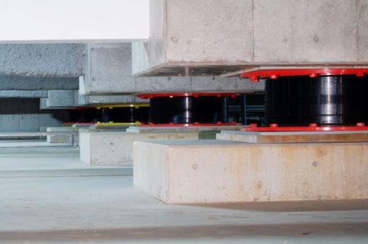免震システムイメージ