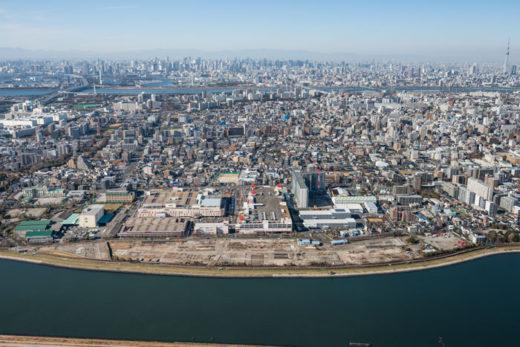 アライプロバンス江戸川工場跡地