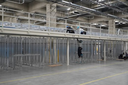 20200929sagawa8 520x346 - 佐川急便/江東区・Xフロンティアで大規模中継センターが稼働