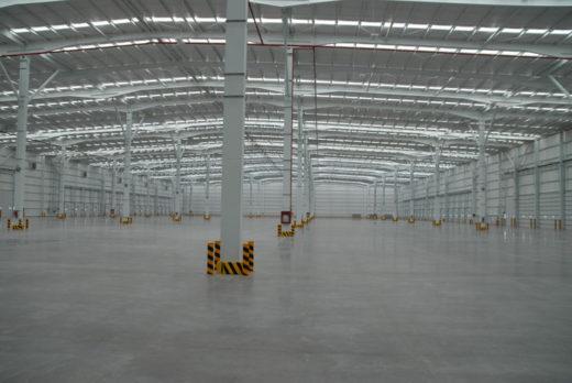 グアナファト-アパセオ ロジスティクスセンター内観