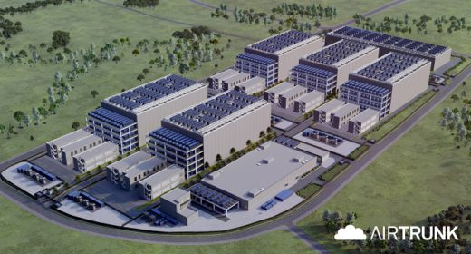 20201005daiwa 520x280 - 大和ハウス/物流施設のノウハウ生かし、データセンター建設