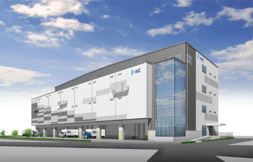 20201005kic1 520x333 - KIC/埼玉県越谷市の物流施設着工、冷凍・冷蔵ニーズも可能