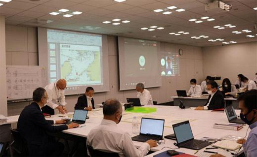 20201007kawasakik1 520x319 - 川崎汽船/大規模海難事故に備えた大規模事故対応演習を実施
