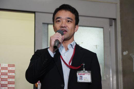 20201007yubin5 520x347 - 日本郵便/日本初の配送ロボット公道走行実験、3年以内に実用化