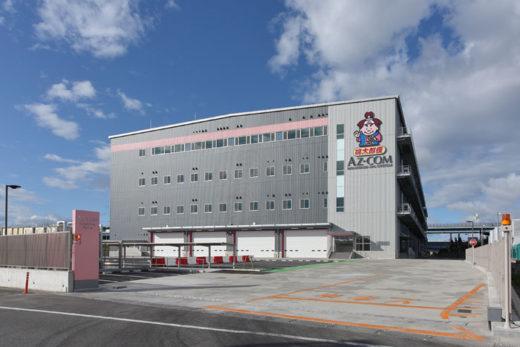 20201014lasalle1 520x347 - ラサール不動産/京都府八幡市に3.8万m2のBTS型物流施設竣工