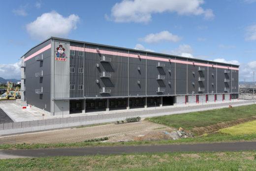20201014lasalle2 520x347 - ラサール不動産/京都府八幡市に3.8万m2のBTS型物流施設竣工