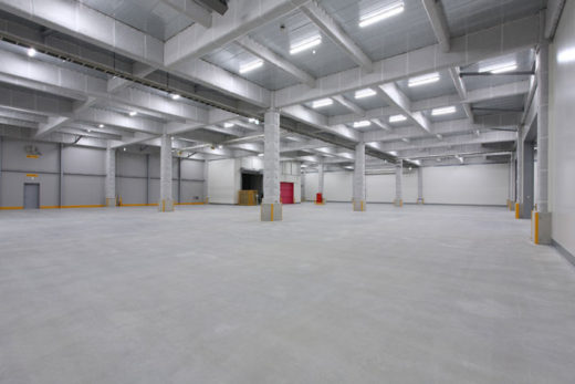 20201014lasalle3 520x347 - ラサール不動産/京都府八幡市に3.8万m2のBTS型物流施設竣工