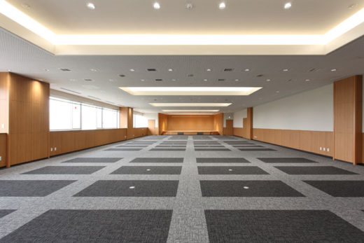 20201014lasalle5 520x347 - ラサール不動産/京都府八幡市に3.8万m2のBTS型物流施設竣工
