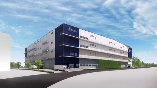 20201016lasalle1 520x293 - ラサール不動産/兵庫県神戸市に約5万m2のマルチ型物流施設着工