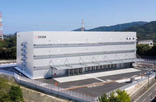 20201020nittsu 520x341 - 日通/医薬品サプライネットワークの核、九州医薬品センター竣工