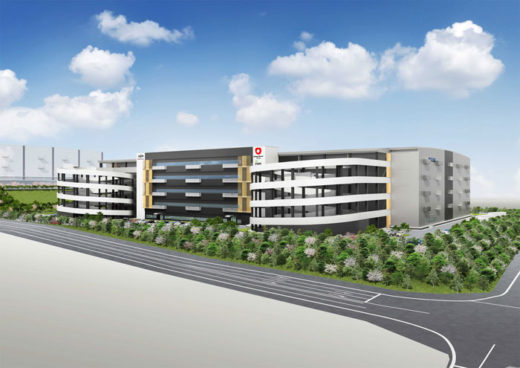 20201030daiwahouse 520x368 - 大和ハウス/大阪府「茨木北テクノタウン」に免震型物流施設着工