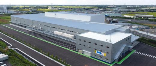 20201102nihonacses1 520x220 - 日本アクセス/埼玉県岩槻区で冷凍マザーセンターの試験運営へ