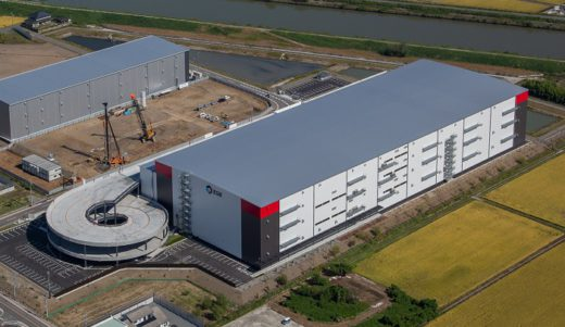 20201104esr 520x301 - ESR/11月9日~20日、名古屋市近郊の最新物流施設で内覧会