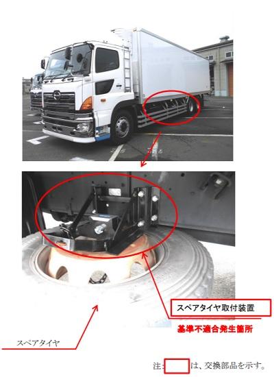 20201105yano - 矢野特殊自動車/「日野レンジャー」など101台リコール