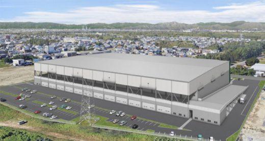 20201109cbregi 520x276 - CBRE GI/岐阜県各務原市に5万m2物流施設、2021年7月竣工予定