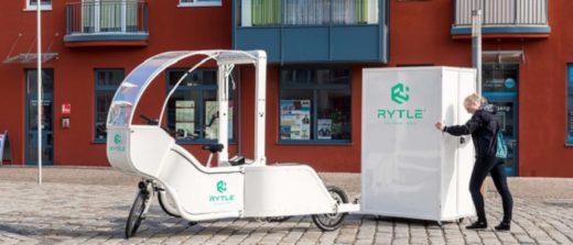 20201113yamato1 520x223 - ヤマトHD/EC宅配に3輪電動自転車、千葉で実証実験