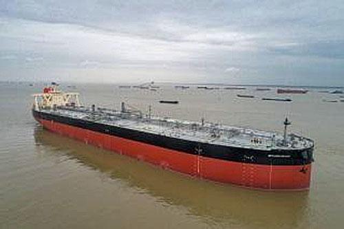 20201117kawasakig 1 - 川崎重工/31万11000重量トン型VLCCを引き渡し