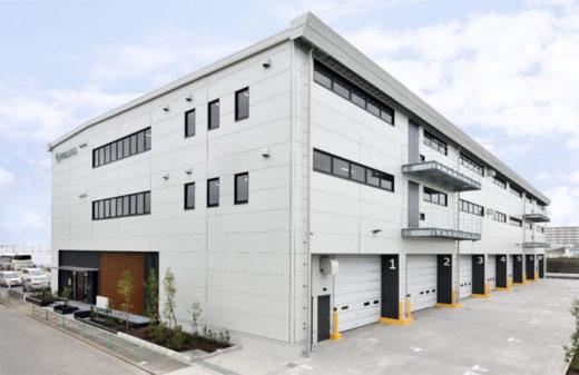 20201118prologis1 520x337 - プロロジス/東京都足立区で5200m2の都市型物流施設を竣工