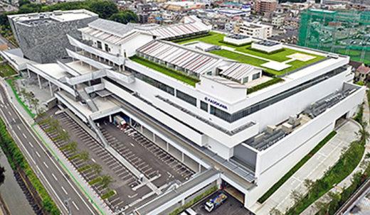 20201120sghd1 520x303 - 佐川急便/「ところざわサクラタウン」の館内物流管理業務を開始