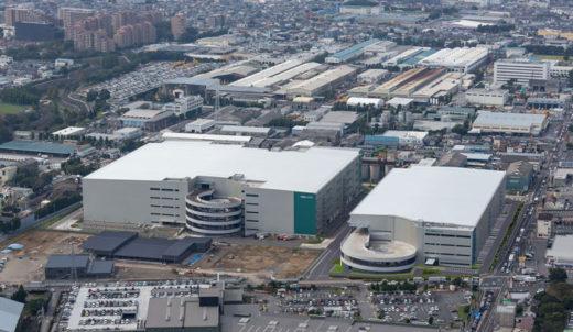 20201125prologis1 520x302 - プロロジス/千葉県千葉市の6.8万m2の物流施設を満床竣工
