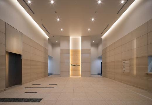 20201125prologis2 520x359 - プロロジス/千葉県千葉市の6.8万m2の物流施設を満床竣工