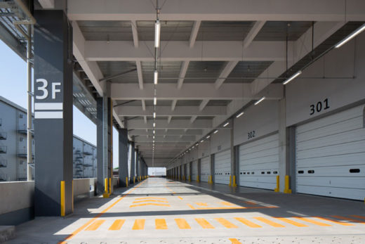 20201125prologis3 520x347 - プロロジス/千葉県千葉市の6.8万m2の物流施設を満床竣工